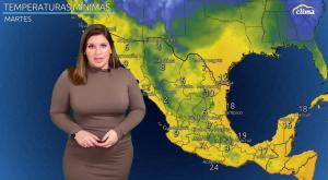 Lluvias generalizadas en el norte de México a partir del martes
