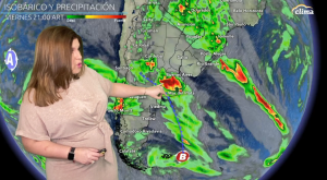 Lluvias intensas en Buenos Aires o Córdoba en las próximas horas