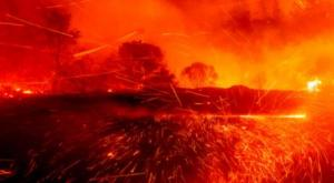 Los incendios de Estados Unidos están modificando el clima