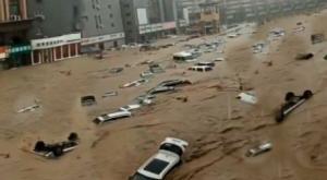 Decenas de muertos y miles de evacuados en China por las mayores lluvias en décadas