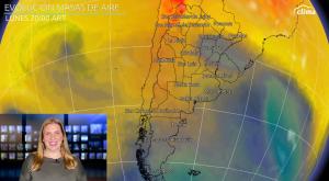 Arriba las temperaturas, y regresan los chaparrones a Buenos Aires